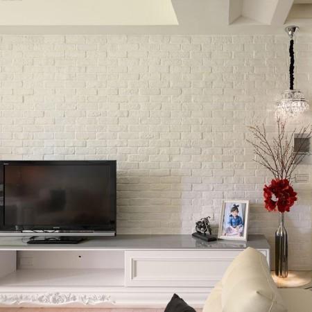 古德白色文化砖白砖仿古砖电视背景墙人造人造文化石