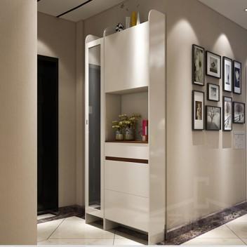 卧室屏风隔断现代简约客厅简约时尚玄关实木折叠欧式折屏半透明