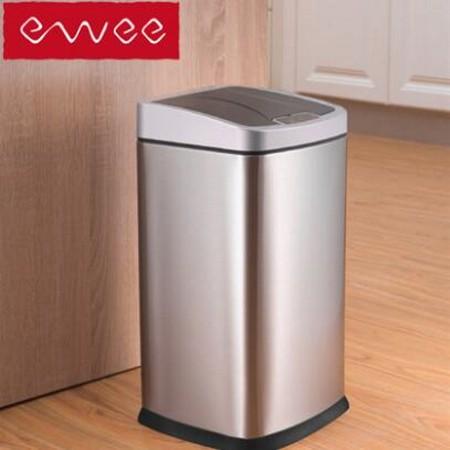 欧本智能感应垃圾桶家用创意电动自动欧式客厅卧室卫生间有盖厕所